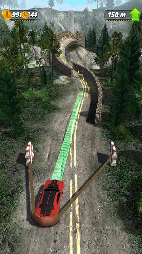 بازی اندروید تیرکمان شیرین کاری راننده - Slingshot Stunt Driver