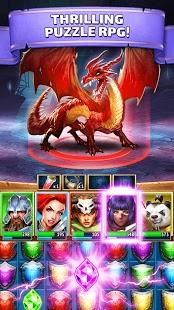 بازی اندروید امپراتوری و پازل - Empires & Puzzles: RPG Quest