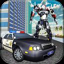 پلیس ایالات متحده ماشین ربات را تغییر می دهد - شهر برفی واقعی