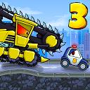 بازی اتومبیل های مسابقه ای - نبردهای جاده ای