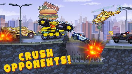 بازی اندروید اتومبیل های مسابقه ای - نبردهای جاده ای - Car Eats Car 3 – Racing Cars and Road Battles