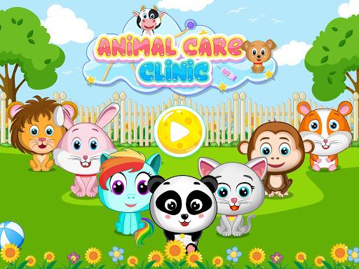 نرم افزار اندروید مراقبت از حیوانات خانگی - Baby Animal Care Pet Daycare