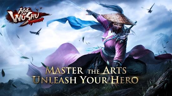 بازی اندروید دوران خاندان ووشو - Age of Wushu Dynasty