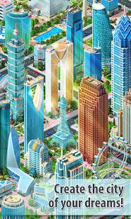 بازی اندروید کلان شهر - Megapolis
