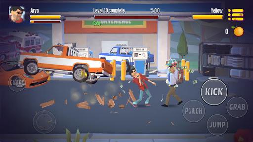 بازی اندروید جنگجوی شهر - City Fighter vs Street Gang