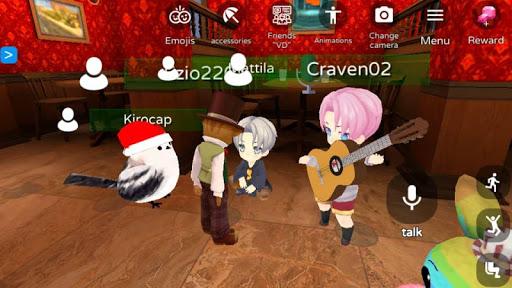بازی اندروید خوانده مجازی - Virtual Droid 2