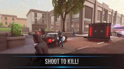 بازی اندروید سرقت مسلحانه - Armed Heist: Ultimate Third Person Shooting Game