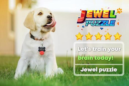 بازی اندروید بازی فشردن - بلوک پازل جواهرات - Gem Crush™ - Jewel Puzzle & Block Puzzle Jigsaw