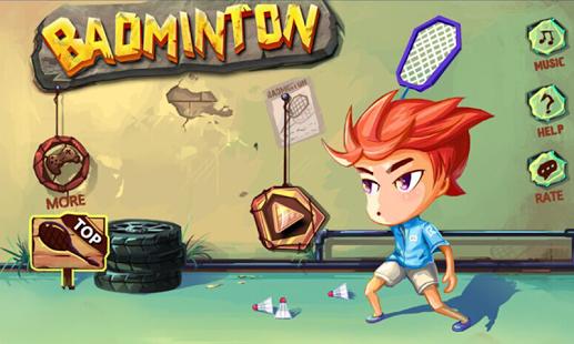 بازی اندروید ستاره بدمینتون - Badminton Star