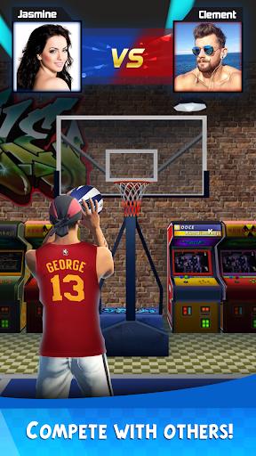 بازی اندروید مسابقات بسکتبال - بازی رایگان پرتاب - Basketball Tournament - Free Throw Game