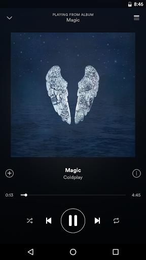 نرم افزار اندروید اسپاتیفای موزیک - Spotify Music