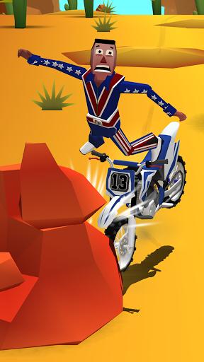 بازی اندروید فیلی سوار - Faily Rider