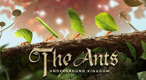 بازی اندروید مورچه ها - پادشاهی زیرزمینی - The Ants: Underground Kingdom