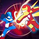 مبارزه قهرمانان استیکمن - بهترین جنگجویان استیک