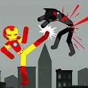 نبرد استیکمن - قهرمان سایه