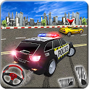 پلیس بزرگراه در شهر - مسابقه جنایی