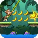 میمون موز خور جنگل