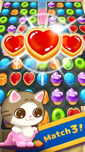 بازی اندروید ترکیدن شکر - استاد پازل - Sugar POP : Puzzle Master