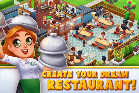 بازی اندروید خیابان مواد غذایی - Food Street