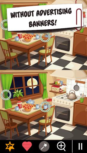بازی اندروید اختلافات 750 سطح را بیابید - Find the differences 750 + levels