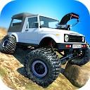 رانندگی ماشین کوهستانی - راننده ماشین آفرود