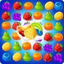 آب نبات میوه ای شیرین