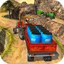 راننده تراکتور حمل و نقل - شبیه ساز کشاورزی