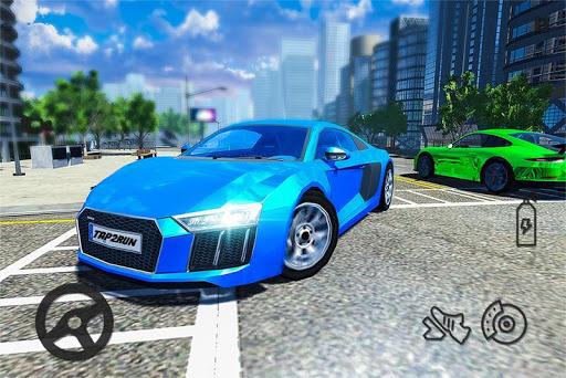 بازی اندروید رانندگی فوق العاده اتومبیل - Extreme Car Driving 2018: Drift Simulator