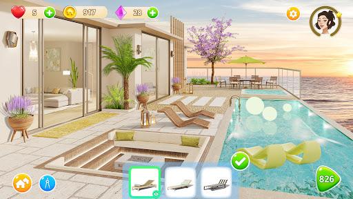 بازی اندروید طراحی خانه - Homecraft - Home Design Game