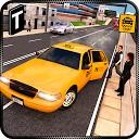 راننده تاکسی سه بعدی