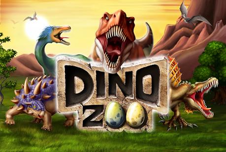 بازی اندروید جهان دایناسورها 2 - DINO WORLD Jurassic builder 2
