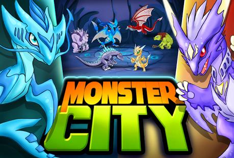 بازی اندروید شهر هیولا - Monster City