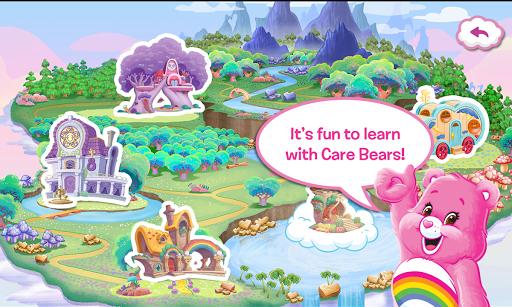 بازی اندروید مراقبت سرگرم کننده از خرس ها برای یادگیری - Care Bears Fun to Learn
