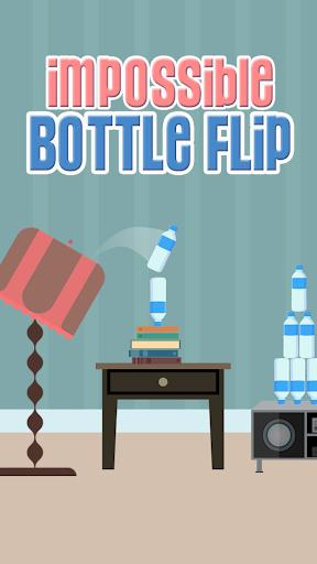 بازی اندروید چرخش بطری - Impossible Bottle Flip