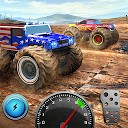 مسابقه کامیون های هیولا