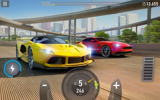 بازی اندروید سرعت بالا - حریف درگ - مسابقه نیترو - Top Speed 2: Drag Rivals & Nitro Racing