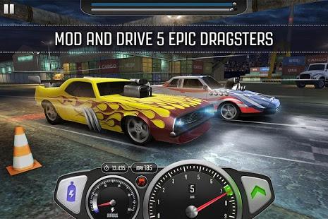 بازی اندروید حداکثر سرعت - مسابقه سریع و درگ - Top Speed: Drag & Fast Racing