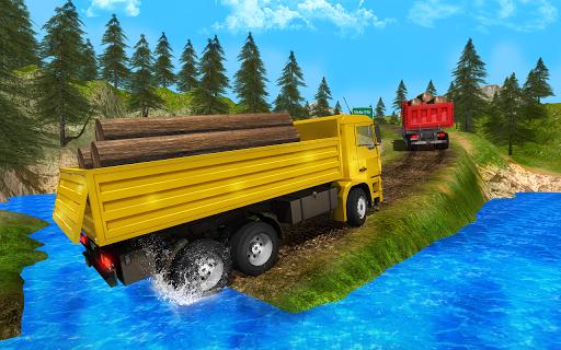 بازی اندروید راننده کامیون - Truck Cargo Driver 3D