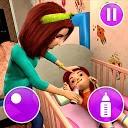 مادر مجازی - خانواده مامان
