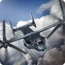 شبیه ساز پرواز عقاب دریایی وی 22