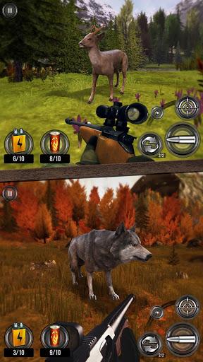 بازی اندروید شکار وحشی  - تیرانداز شکارچی - Wild Hunt:Sport Hunting Games. Hunter & Shooter 3D
