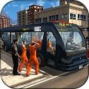 اتوبوس پلیس حمل زندانی
