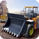 لودر و کامیون کمپرسی ساخت و ساز