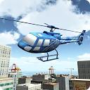 پرواز هلیکوپتر شهر ریو