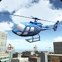 بازی پرواز هلیکوپتر شهر ریو