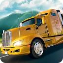 راننده کامیون ایالات متحد - 18 چرخ