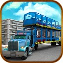 کامیون تریلی حمل و نقل