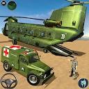 رانندگی آمبولانس ارتش ایالات متحده