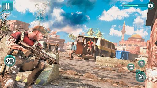 بازی اندروید تیراندازی جوخه های ضد تروریستی  - Anti Terrorist Squad Shooting (ATSS)