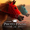 رقابت نهایی اسب ها